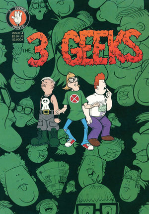 The 3 Geeks, no. 4