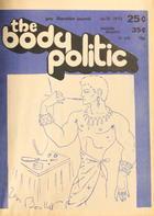 The Body Politic no. 10, 1973