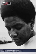 Litany for Survival: The Life and Work of Audre Lorde, A (52 min)