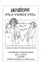Horizons Wild Women Week