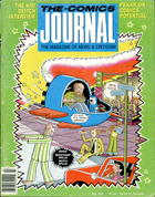 The Comics Journal, no. 123