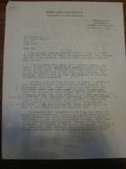 Letter to Victor Li, December 16, 1965