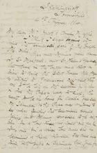 Letter from Ellie Love MacPherson to Robert and Maggie Jack, August 14, 1884