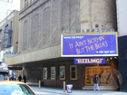 Photo of the exterior of the Ambassador Theatre, New York, NY