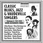 Classic Blues, Jazz & Vaudeville Singers Vol. 4 (1921-1928)