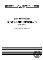 5 Færøske Korsange