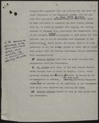 Amended Meeting Minutes, Page Five, re: Housing for West Indian Immigrants [November 1958]