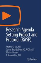 Research Agenda Setting Project and Protocol (RASP)