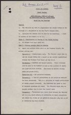 Clean Air Council: Ninth Meeting -- Brief for the Minister, February 26, 1960