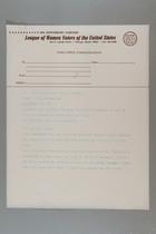 Letter from Zelia Ruebhausen to Bill Cotter, September 21, 1978