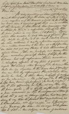 Copy of Letter from Buckles, Bagster & Buchanan to Alex Forbes, April 24, 1840