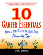 10 Career Essentials: Excel at Your Career by Using Personality Type
