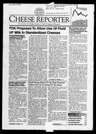 Cheese Reporter, Vol. 130, No. 16, Friday, October 21, 2005