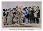 How Did Women Anti-Suffragists in New York Try to Reconcile the Contradictions between Their Strategies and Arguments?