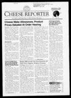 Cheese Reporter, Vol. 124, No. 44, Friday, May 12, 2000
