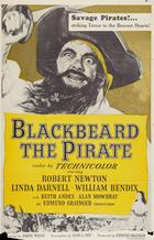 Blackbeard the Pirate (1952): Shooting script