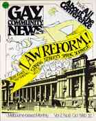Gay Community News: Volume 2, Number 8, October 1980