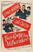 Two Guys from Milwaukee (1946): Shooting script