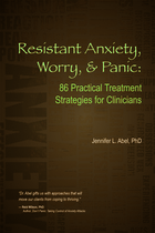 Resistant Anxiety, Worry & Panic