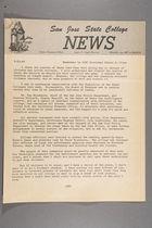 Statement by S.J.S.C. President Robert D. Clark, September 27, 1967