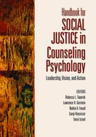 Handbook for Social Justice in Counseling Psychology