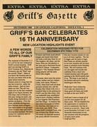 Griff's Gazette, Volume 2, Issue 8, December 1988