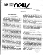Pennsylvania. CSW News: Legislative Reports, Press Releases and Newsletters, January-June 1973