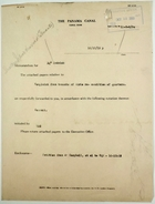 Correspondence re: Housing Assignments (Municipal Division Silver Workers) and Tenant Complaints (Lirio and Camp Elliott), September-October 1915