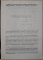 Congrès International de Sexologie Médicale - International Congress of Medical Sexology (Hormones and Sexual Behavior of Mammals - Hormones Et Comportement Sexuel Des Mammifères) - Paris 1974