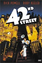 42nd Street (1933): Shooting script