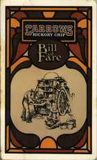 CARROWS HICKORY CHIP Bill of Fare