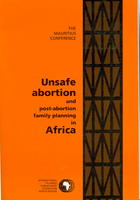 Unsafe Abortion and Post-Abortion Family Planning in Africa