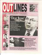 OUTLINES 7he Weekly Voice of the Gay, Lesbian, Bisexual and Trans Community Jan. 6,1999 Serving the Communitv Since 1987
