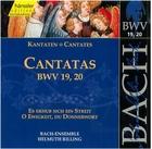 Bach: Cantatas, BWV 19, 20