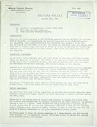 John T. Lassiter, General Report, October 1-15, 1943