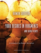 Your Desires In Fragments: Conceptual Irruptions Textual Poetics for a Poetics of Space
