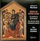 Machaut: Mass (CD 1)
