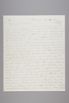 Letter from Sarah Pugh to Richard D. and Hannah Webb, December 21, 1843
