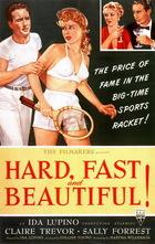 Hard, Fast and Beautiful (1951): Shooting script