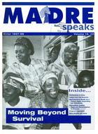 MADRE Speaks Vol I3, no. 2