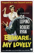 Beware My Lovely (1952): Shooting script