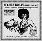 Lucille Bogan (Bessie Jackson) Vol. 1 (1923-1930)