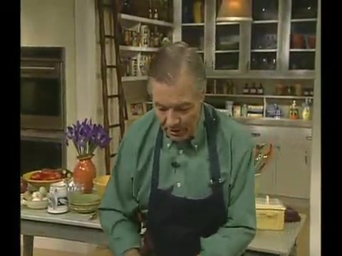 Jacques Pepin More Fast Food My Way Book
