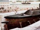Civil War Journal, Monitor vs. CSS Virginia
