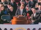 Inauguration of Kennedy and Inaugural Speech, 1961