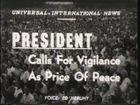 Universal Newsreels, Release 471, July 5, 1951