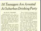 Teen Drinking: Why Do They Do It?