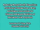 Beyond Borders: Transforming Lives through Traditions and Innovations, Reducing Mental Health Disparities