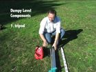 Archaeological Methods, Instrument Survey: Setting Up the Dumpy Level