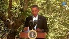 President Obama Delivers a Statement on Libya